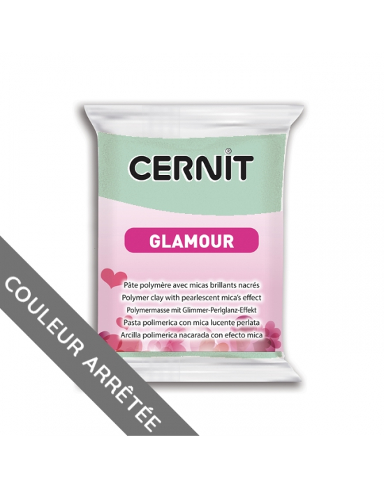 CERNIT - Glamour - 2 oz - Light green - Nr 611