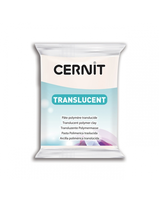 CERNIT - Translucent- 2 oz - colorless translucent - Nr 5