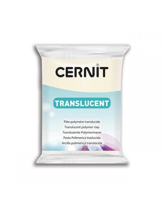 CERNIT Translucent - 56 g - Phosphorescent - N° 24