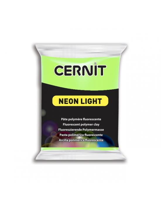 CERNIT Neon Light - 56 g - Vert - N° 600