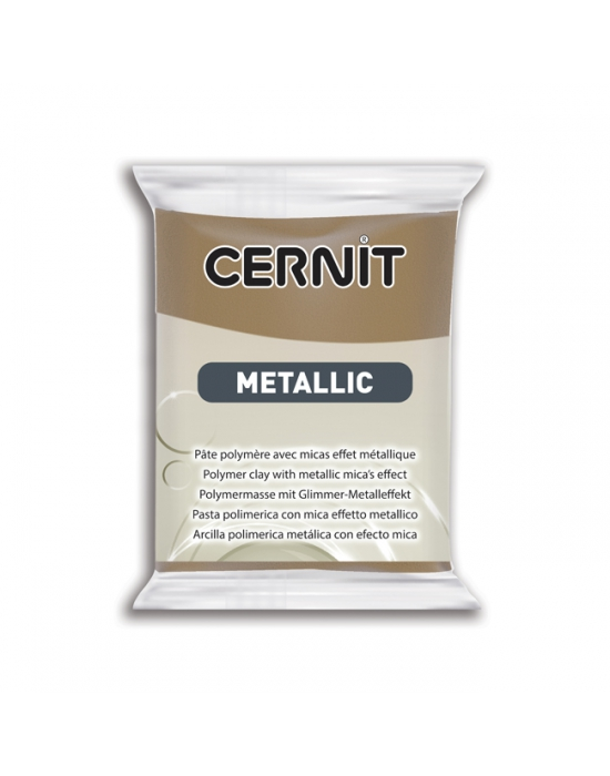 CERNIT Métallique 56 g Bronze Antique