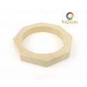 1 Support bracelet octogonal
