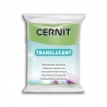 CERNIT Translucent- 2 oz Lime Green Nr 605