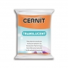 CERNIT Translucent- 2 oz Orange Nr 752