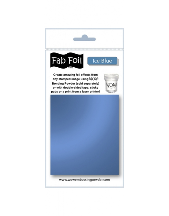 Fab Foil Teal