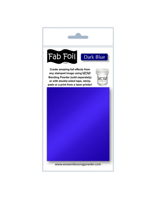 Fab Foil Ice Blue
