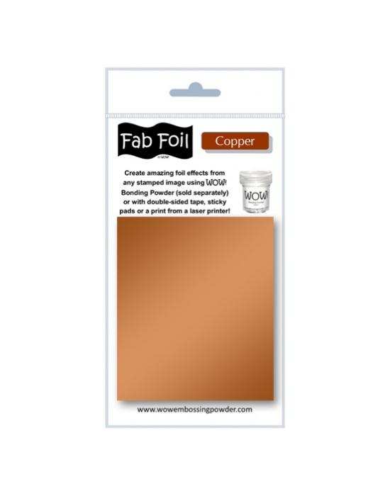 Fab Foil Copper