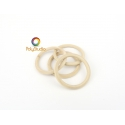 4 anneaux bois 5 cm