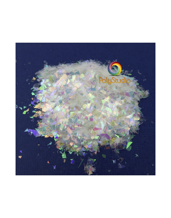 Opal flakes
