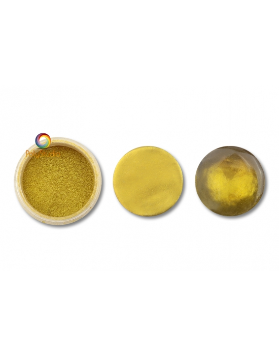 Silk Faerie Powder Yellow gold