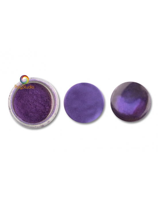 Silk Faerie Powder Violet