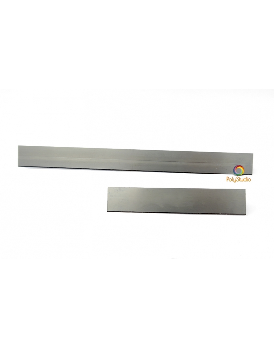 2 flexiible blades 20/10 cm