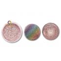 Holographic Pastel Pink Shine Powder