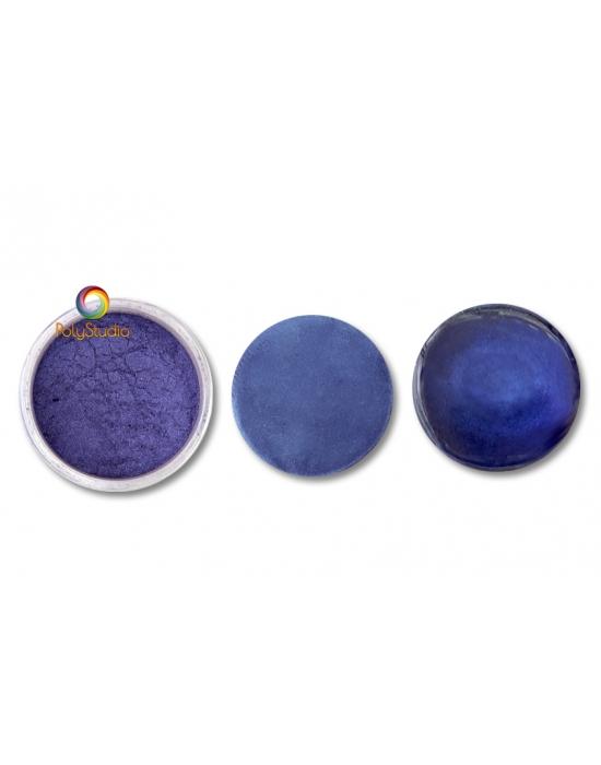Poudre des Fées Soie Bleu cobalt 1g