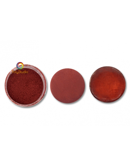 Silk Faerie Powder Lava red 1g