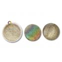 Holographic Pastel Gold Shine Powder