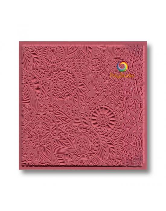 Texture Graine Créative Floral