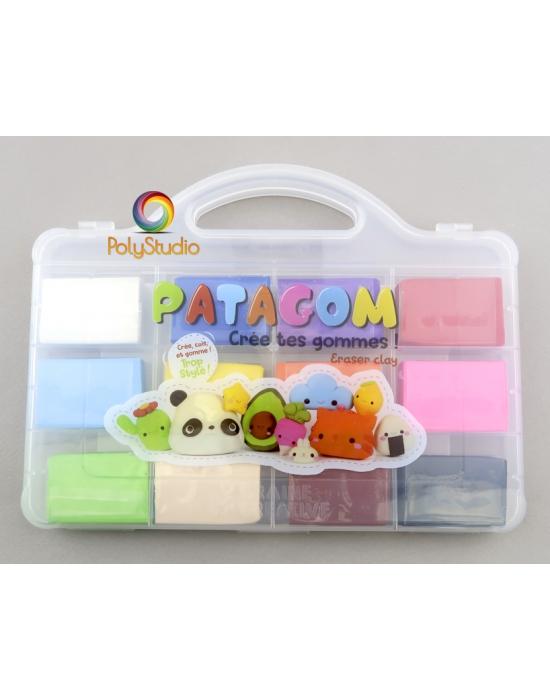 Patagom valisette 12 couleurs