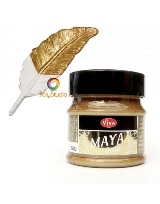 Gold Maya Gold paint