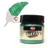 Emerald Maya Gold paint