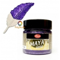 Purple Maya Gold paint