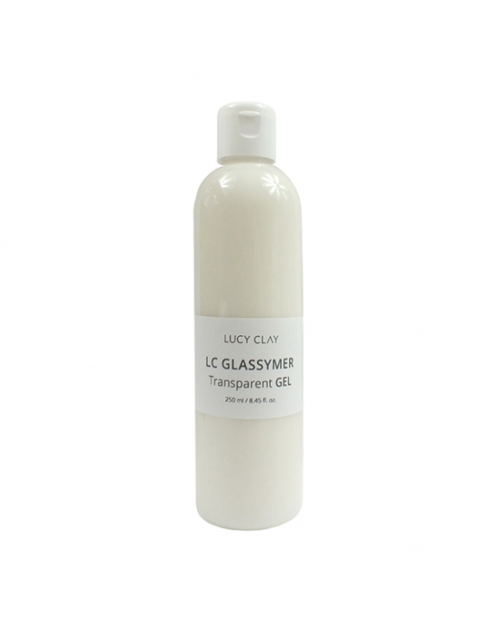 LC Glassymer transparent gel 250 ml