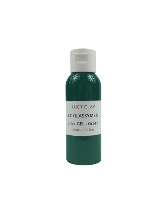 LC Glassymer color gel Blue 50 ml