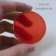 LC Glassymer color gel Red 50 ml