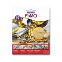 10 metal sheets Gold