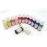 Set 13 colorants pour résine UV semi-opaques