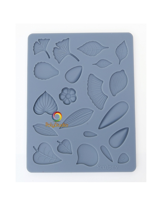 Sculpey Silicon bakeable mold Whimsy