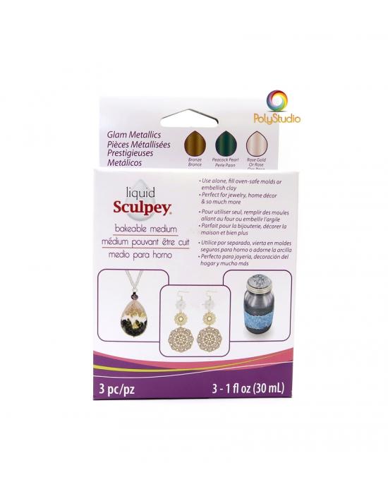 Sculpey Liquide Clear Transparente