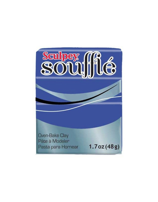 Soufflé 48 g 1.7 oz Cornflower Nr 6005