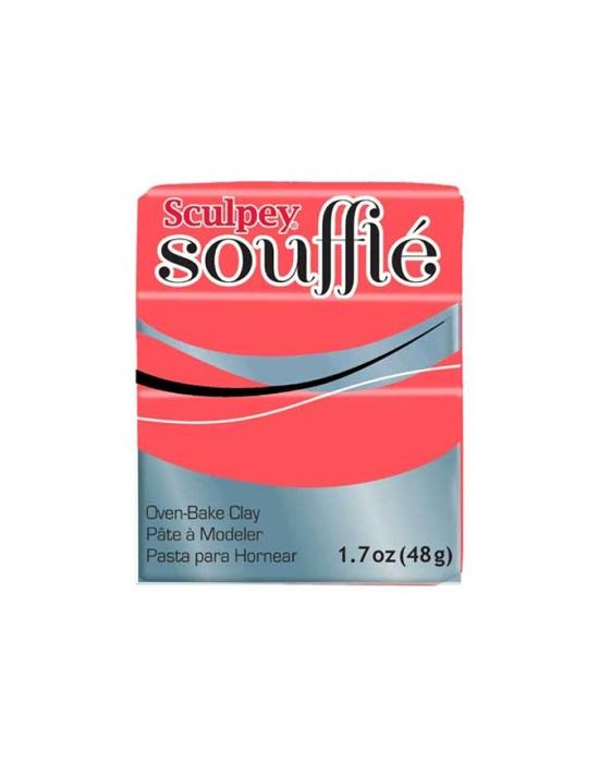 Soufflé 48 g 1.7 oz Mandarin Nr 6009