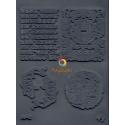 L. Pavelka Texture stamp Zenful