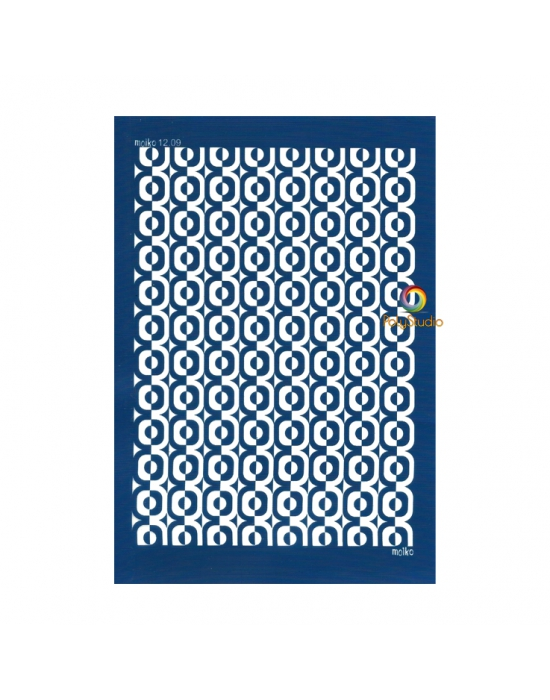 Moïko silk screen Illusion