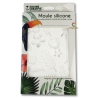Moule silicone Tropical