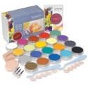 Pan Pastel - Set base de 20 couleurs