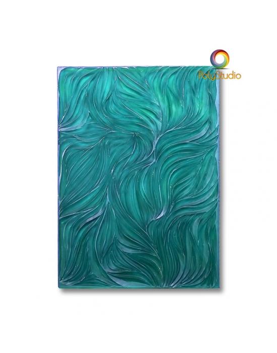 Ludmila Bakulina Texture Big Waves