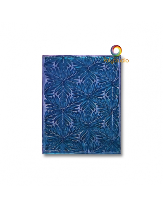 Ludmila Bakulina Texture Snowflakes