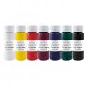 LC Glassymer 7 color gel Set 65 ml (2.2fl.oz.)
