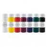 LC Glassymer Set de 7 gel couleur 65 ml