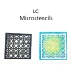 Micro Stencil LC Tools Set 4