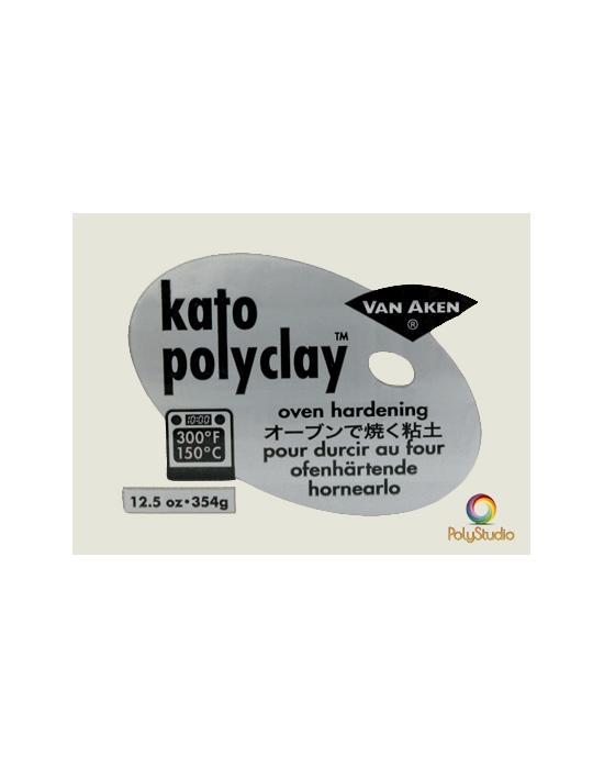 KATO Polyclay 354 g Marron