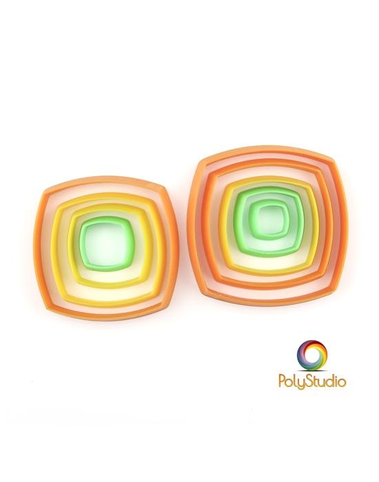 9 Emporte-pièces 3D No 3
