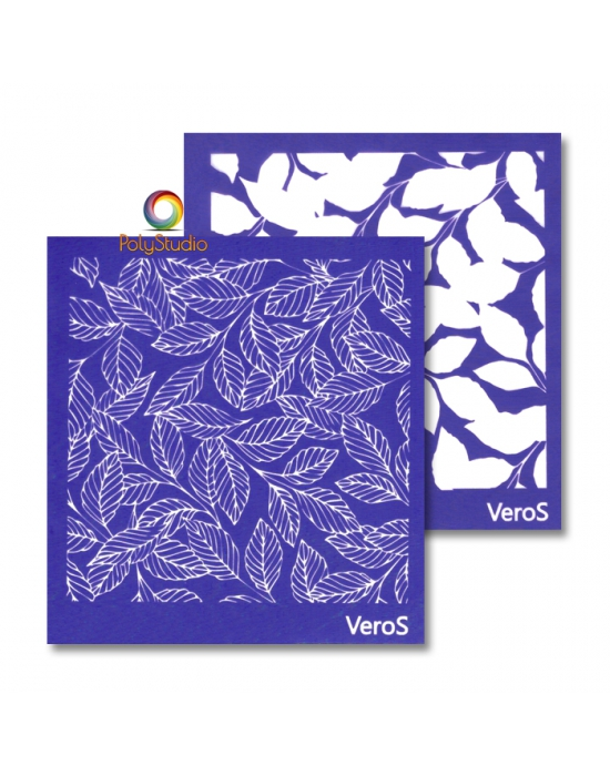 VeroS Foliage double screen
