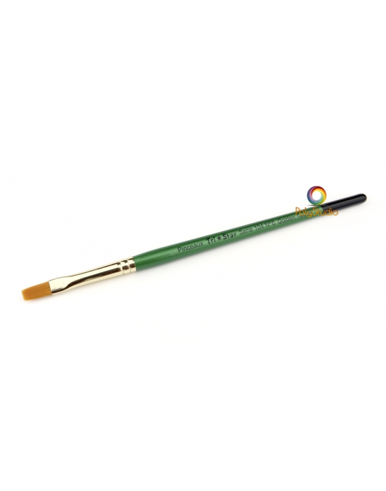 6 mm Flat Tristar paintbrush