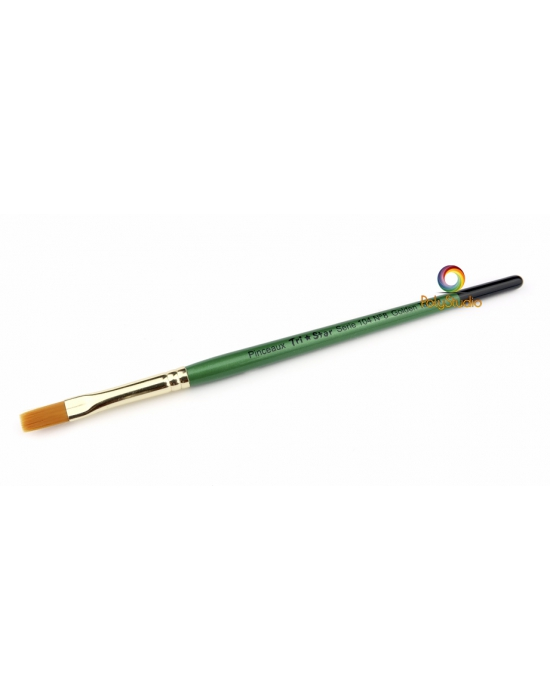8 mm Flat Tristar paintbrush