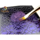 12 mm Flat Tristar paintbrush