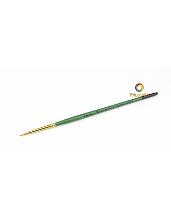 4 mm Round Tristar paintbrush